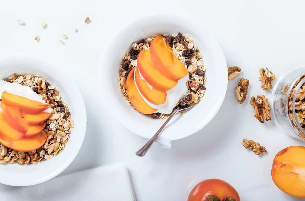 Delicious peach treats for the high summer