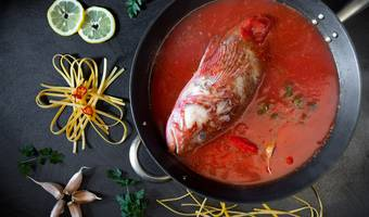 Experience culinary gifts of the underwater with scorpion fish flavours